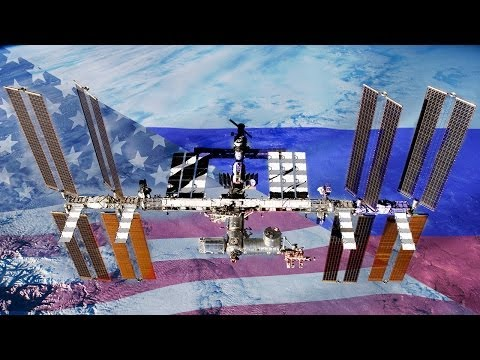 Russia Bans US from International Space Station