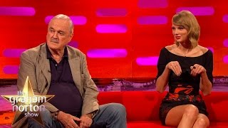 John Cleese Insults Taylor Swift's Cat Olivia - The Graham Norton Show