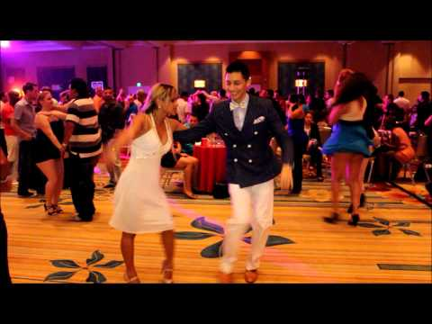 Nery & Natalia - Orlando Salsa Congress 2012 (Friday - Social Dancing)