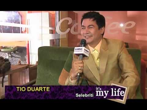 Tio Duarte IT'S MY LIFE Wawancara Exclusive MNC Life Style - PART 4