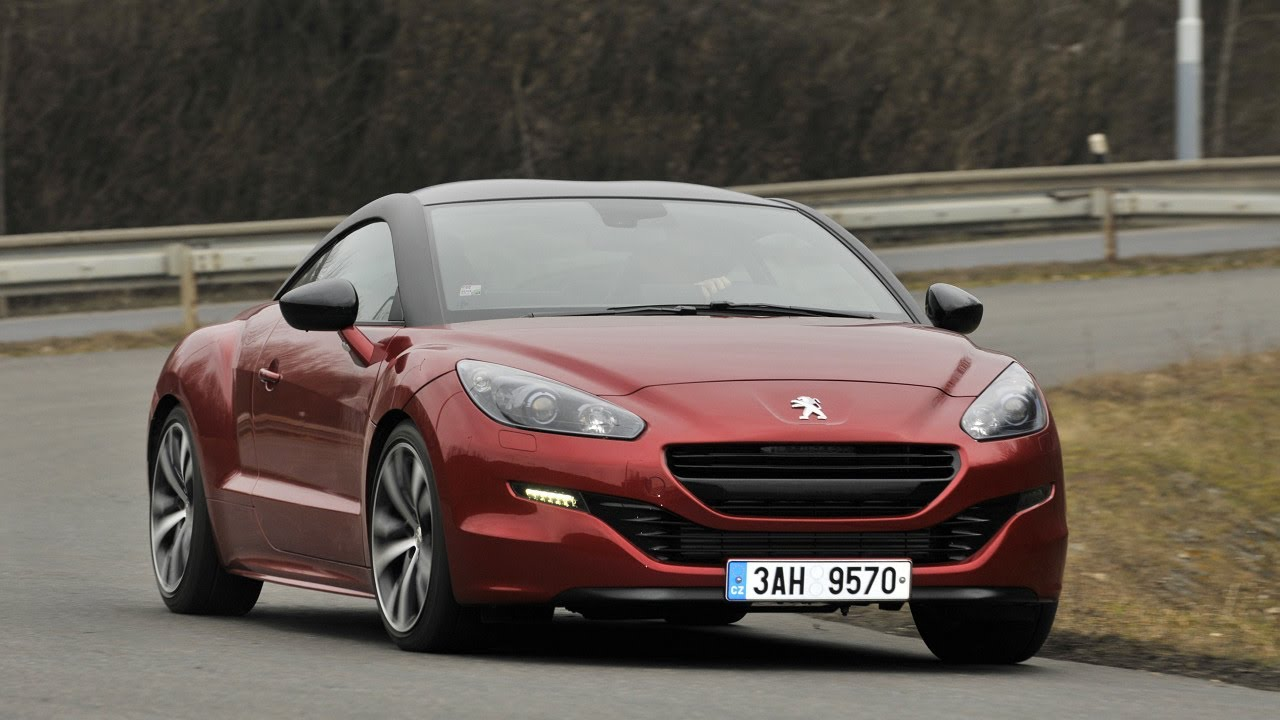 peugeot rcz 2013 1 6 thp 200 driving moments from testing youtube. Black Bedroom Furniture Sets. Home Design Ideas