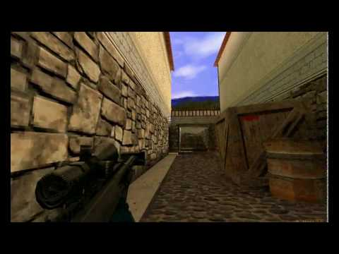 Barret M99 trong Counter Strike 1.1  ( Mod Skin Cs 1.1 )