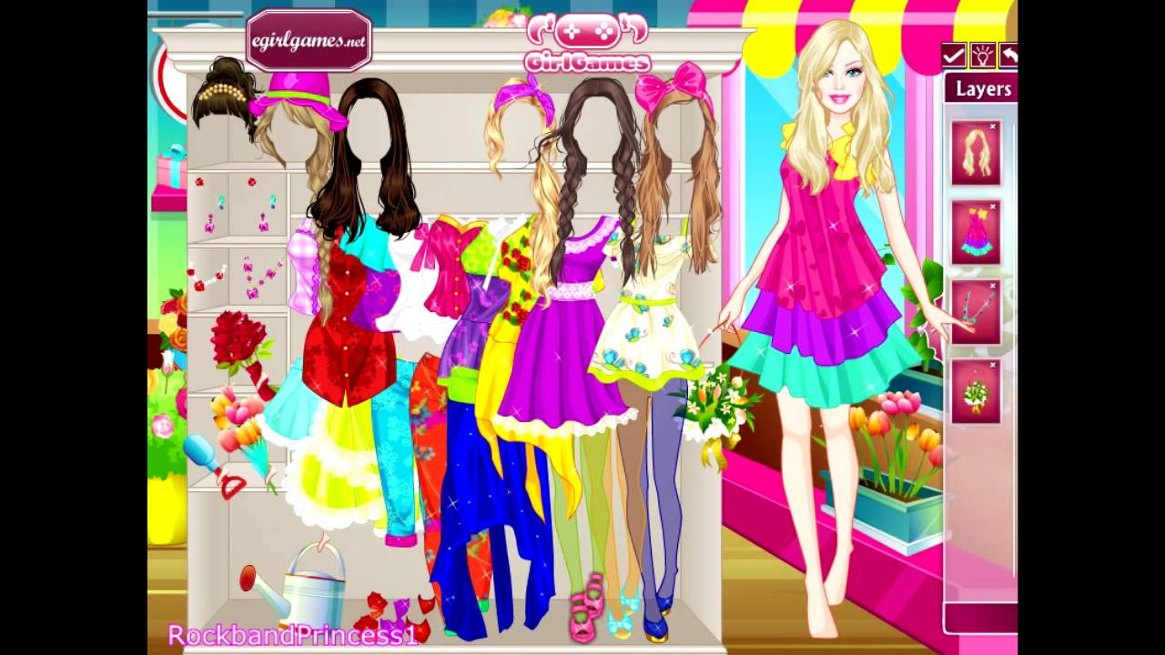 iCarly Dress Up Games