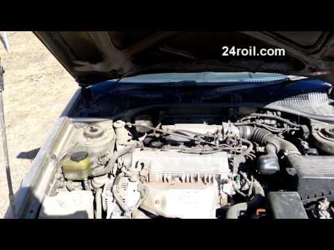 Как устранить картерные газы на двигателе 4S-FE
