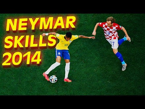 Learn Amazing Neymar Skills: Sombrero Flick Football Tutorial