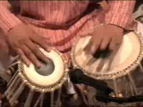 Tabla Lesson 3 with Debu Nayak - Peshkar
