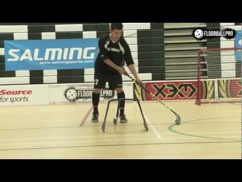Floorball for Hockey Players (Stick Handling #1)