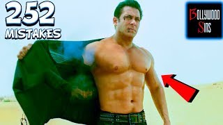 [PWW] Plenty Wrong With RACE 3 (252 Mistakes In Race 3 Full Movie) | Salman Khan | Bollywood Sins#32