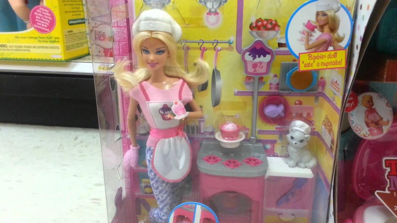 Target Toys For Girls : Barbie doll toys at target youtube