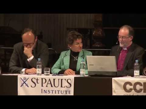 Climate Change: Building the Will for Action - Christiana Figueres at St Paul's Cathedral
