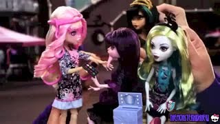 Monster High Frights, Camera, Action! Full Commercial