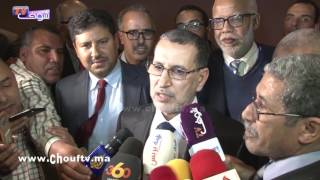 سعد الدين العثماني في تصريح غير مسبوق بالأمازيغية بعد تعيينه رئيسا للحكومة |