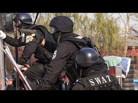 Học sinh Trung Quốc làm cảnh sát đặc nhiệm!