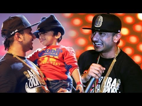 Honey Singh Son Yo honey singh with his wife