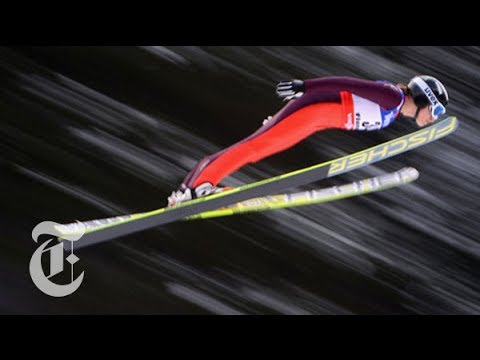 Olympics 2014 | On Ski Jumping: Jessica Jerome | The New York Times