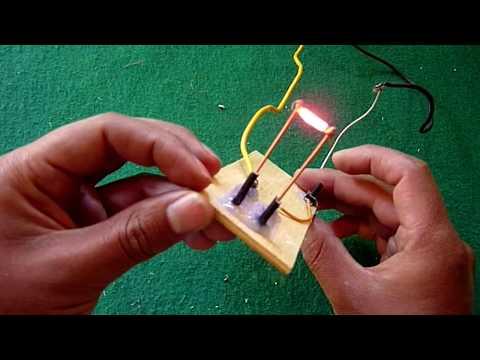 Cómo Hacer Una Máquina Para Crear Fuego (Muy Fácil De Hacer)