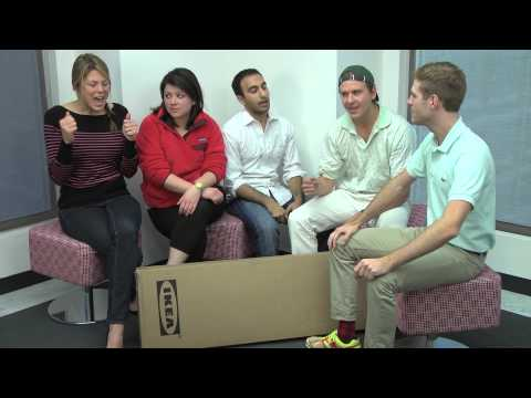 MBAs Assemble a Malm Bed from IKEA