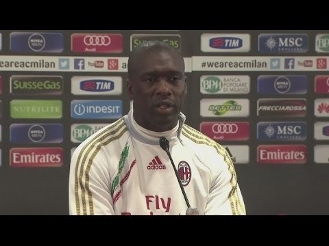 Seedorf says AC Milan has great record on racism