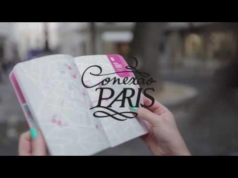 CONEXAO Paris - Travel Guide : Cinco Roteiros em Quatro Dias
