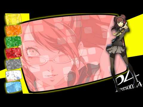 Persona 4 Love Story