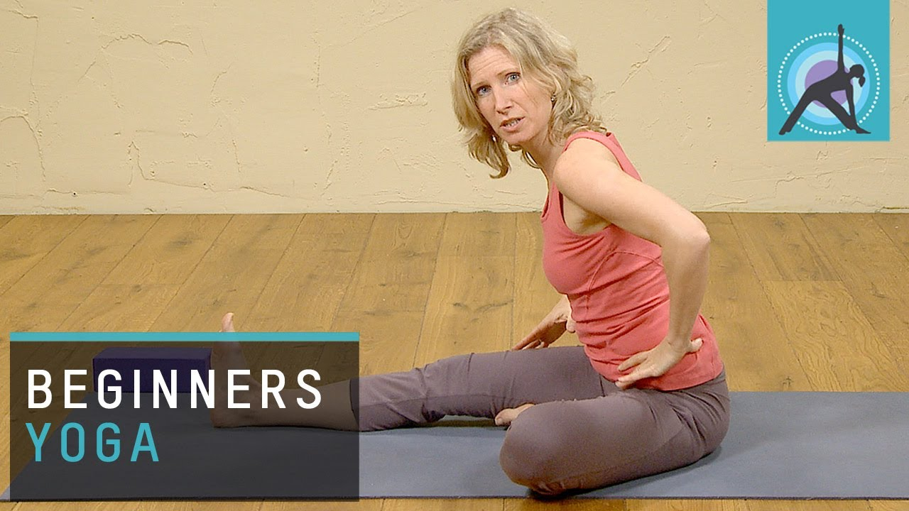 Free Yoga for Beginners Challenge - YouTube