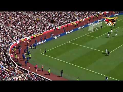 FIFA 14 - OLYMPIC GOAL - GRACIAS REMEMBBER