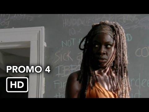 "The Walking Dead 3x09 Promo #4 ""The Suicide King"" (HD)"
