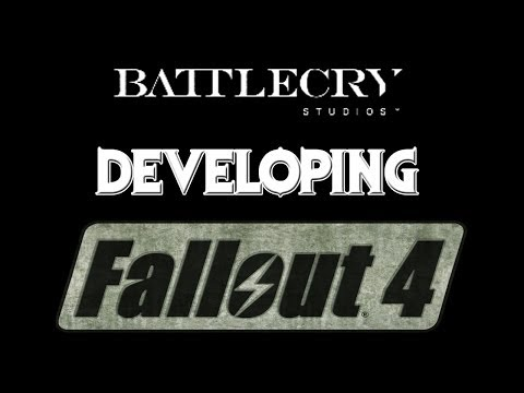 FALLOUT 4 May Be Developed By BattleCry Studios!