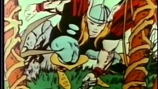 O Poderoso Thor Trecho De ' O Terror Da Tumba ' 1966