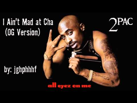 2Pac – I Ain't Mad at Cha (Video Version) Lyrics | Genius ...