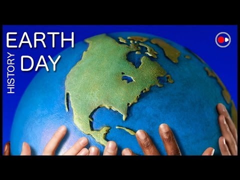 What is Earth Day? The History
