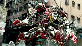 "TRANSFORMERS 4 ""The Age Of The Transformers Is Over"