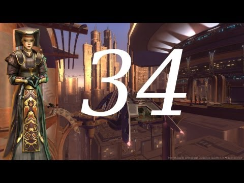Let's Play Star Wars The Old Republic Zu Zweit [DE]  Part 34 - Der Gelb Konkave Zustand