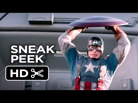 Captain America: The Winter Soldier Sneak Peek (2013) - Chris Evans Movie HD