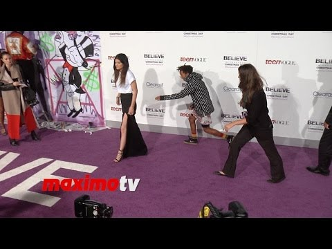 Jaden Smith and Kylie Jenner Avoid Posing Together at Justin Bieber's