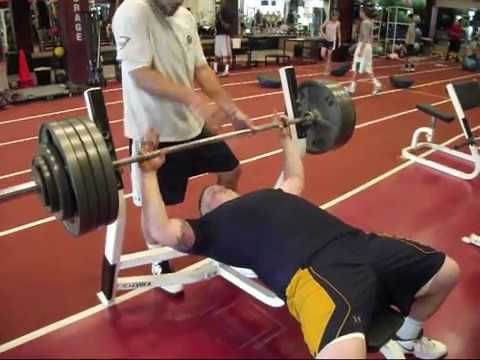 braden smith bench press - photo #24