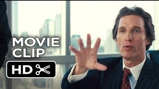 The Wolf Of Wall Street Movie CLIP First Week (2013