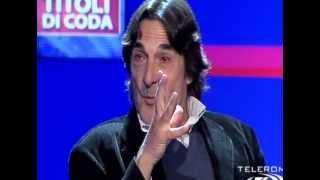 Piero Bernocchi a Tele Roma 56 del 15 novembre 2012