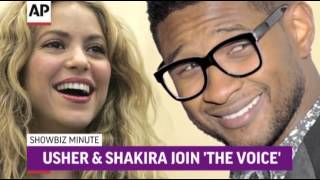 ShowBiz Minute: Royals, the Voice, Idol