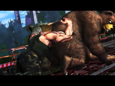 Street Fighter X Tekken 'GamesCom 2011 Trailer' TRUE-HD QUALITY