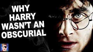 Harry Potter Theory: Why Harry Wasn't An Obscurial
