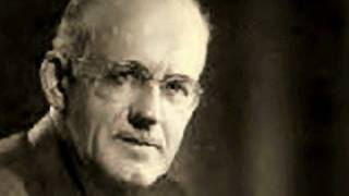 A.W. Tozer Sermon The Holy Spirit: Let Him Come In