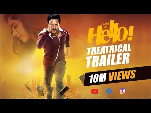 HELLO! Theatrical Trailer