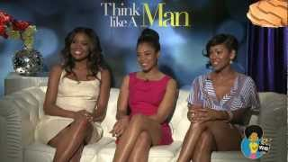 Think Like A Man - An Interview With The Ladies