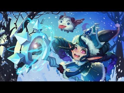 LMHT: Tiêu điểm trang phục Winter Wonder Lulu