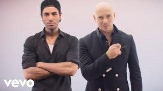 Превью из музыкального клипа Pitbull with Enrique Iglesias - Messin' Around