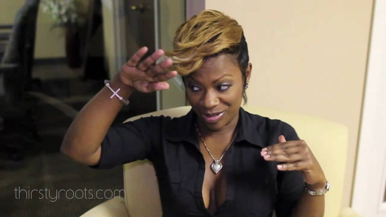 kandi burruss 2010 interview leave you and hairstyle