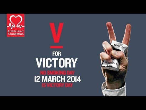 No Smoking Day - 12th March 2014