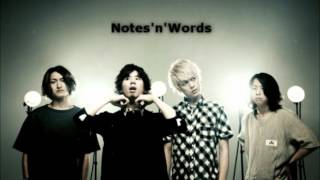 ONE OK ROCK - Notes'n'Words (with Lyrics)