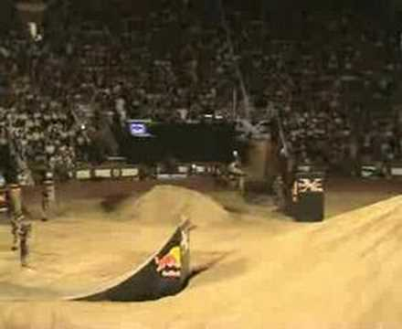 red bull x fighters 2005